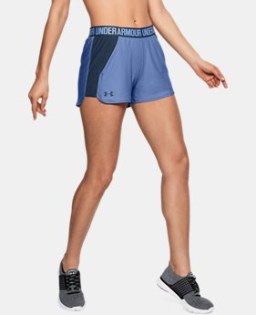 Best Seller Women's UA Play Up 2.0 Shorts  7  Colors Available $18.74