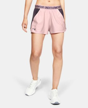 Best Seller Women's UA Play Up 2.0 Shorts  2  Colors Available $18.74 to $24.99