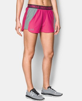 Best Seller Women's UA Play Up 2.0 Shorts  1 Color $18.74