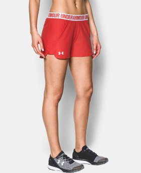 Women's UA Play Up 2.0 Shorts LIMITED TIME: FREE SHIPPING 2 Colors $29.99