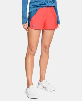 Best Seller Women's UA Play Up 2.0 Shorts  1  Color Available $24.99