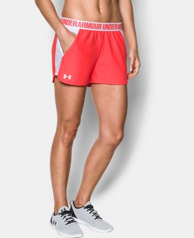 Best Seller Women's UA Play Up 2.0 Shorts  1 Color $18.74 to $24.99