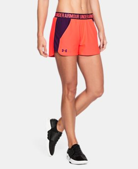 Best Seller Women's UA Play Up 2.0 Shorts  1  Color Available $18.74