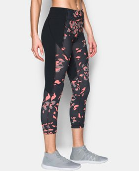 Women's UA Mirror Printed Crop  3 Colors $36.74 to $39.74