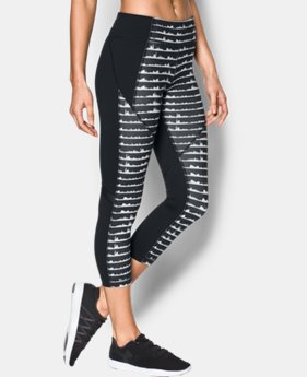 Women's UA Mirror Printed Crop  2 Colors $48.99 to $52.99