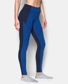 Women's UA Mirror Color Block Print Legging  4 Colors $41.99 to $52.99