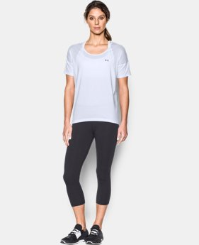 Women's UA Got Game Short Sleeve  1 Color $22.49