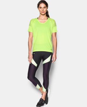 New Arrival Women's UA Armour Sport Short Sleeve  1 Color $34.99