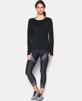 Women's UA Got Game Long Sleeve  1 Color $24.99