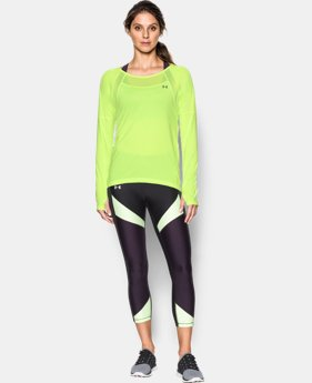 New Arrival Women's UA Armour Sport Long Sleeve  2 Colors $39.99