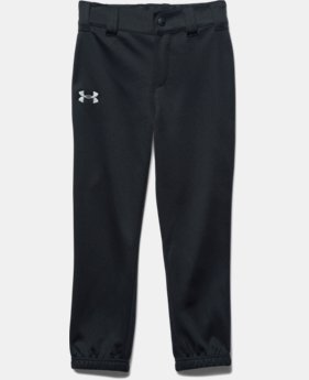 Boys' Pre-School UA Baseball Pants   $18.99