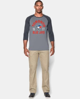 Men's Toronto Blue Jays UA Tech™ ¾ Sleeve