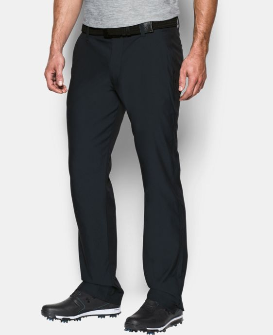 Men's UA Match Play Texture Pant  1 Color $94.99