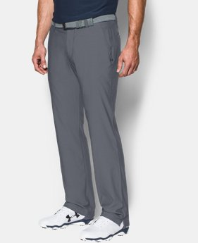 New Arrival Men's UA Match Play Texture Pant  1 Color $84.99