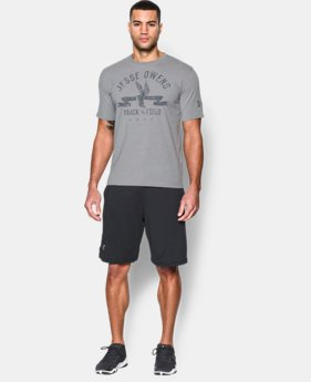New Arrival Men's Jesse Owens T-Shirt  2 Colors $34.99