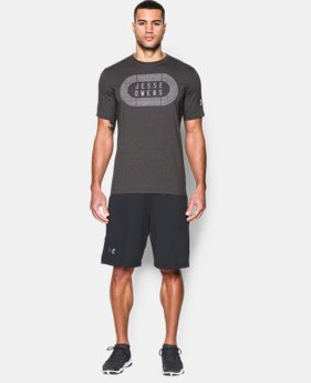 New Arrival Men's Jesse Owens Track T-Shirt LIMITED TIME: FREE SHIPPING 2 Colors $34.99