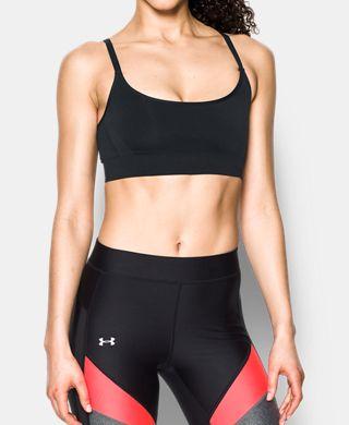 女子UA Armour Threadborne運動內衣—低強度