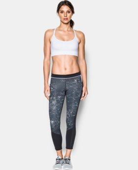 Women's UA Armour® Threadborne™ Low Sports Bra  1 Color $34.99