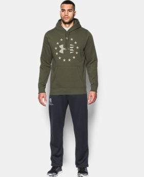 New Arrival Men's UA Freedom BFL Hoodie  3 Colors $54.99