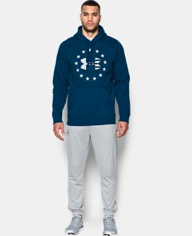 New Arrival Men's UA Freedom BFL Hoodie  1 Color $54.99