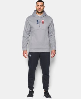 Men's UA Freedom Storm BFL Hoodie  1 Color $64.99