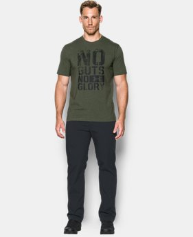 Men's UA No Guts T-Shirt  1 Color $22.99