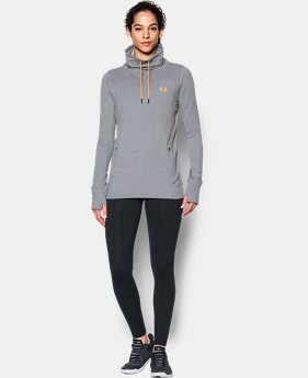 Best Seller Women's UA Featherweight Fleece Slouchy Popover  1 Color $59.99
