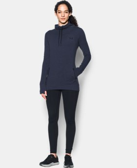 Best Seller Women's UA Featherweight Fleece Slouchy Popover  4 Colors $59.99