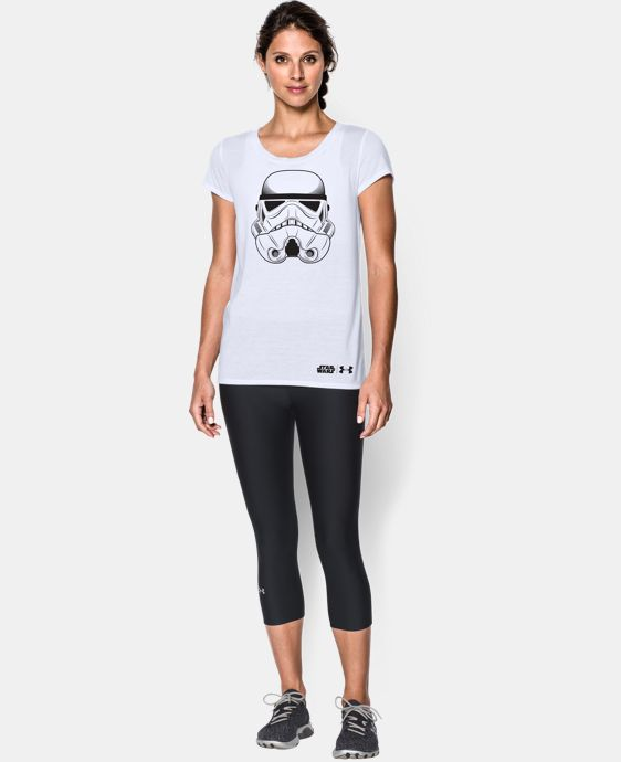 New Arrival Women's Star Wars Storm Trooper T-Shirt LIMITED TIME: FREE U.S. SHIPPING 1 Color $34.99