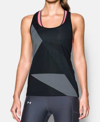 Women's UA Geo Run Tank