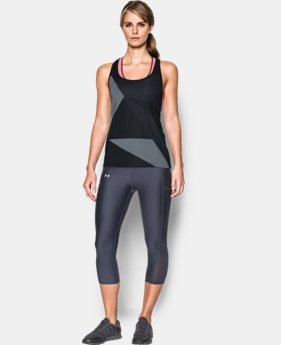 Women's UA Geo Run Tank  1 Color $20.99 to $26.99