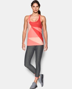 Women's UA Geo Run Tank  1 Color $34.99