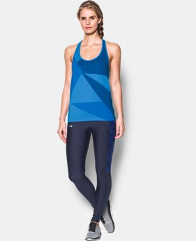 Women's UA Geo Run Tank  1 Color $14.99 to $26.99