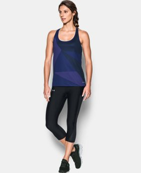 Women's UA Geo Run Tank  1 Color $20.24