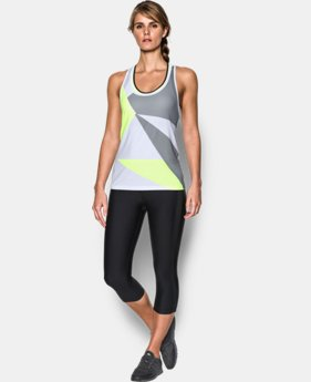 Women's UA Geo Run Tank  3 Colors $19.99 to $26.99