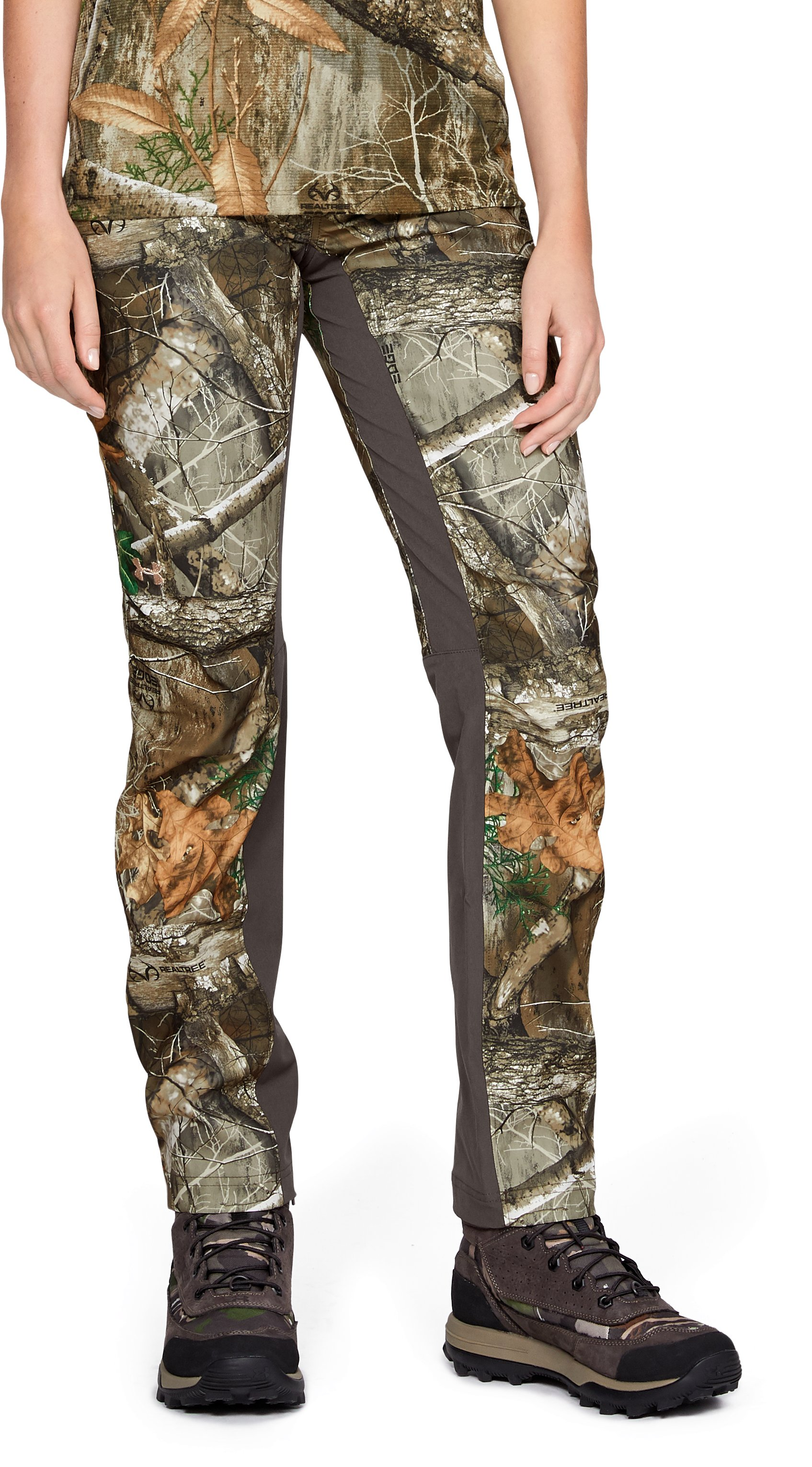 Women's UA Early Season Field Pants, REALTREE EDGE