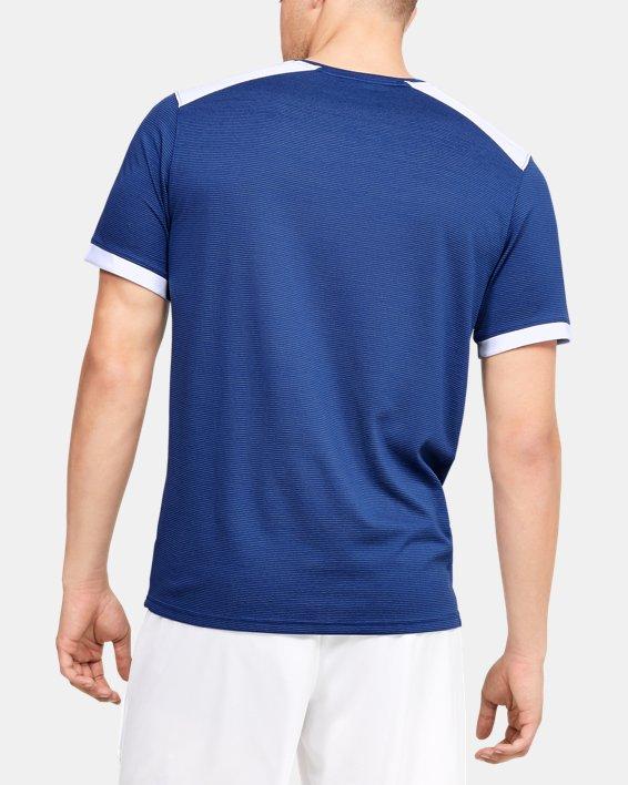 Men's UA Microthread Match Jersey, Blue, pdpMainDesktop image number 5