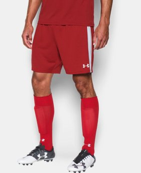 Men's UA Microthread Match Shorts  1  Color Available $28