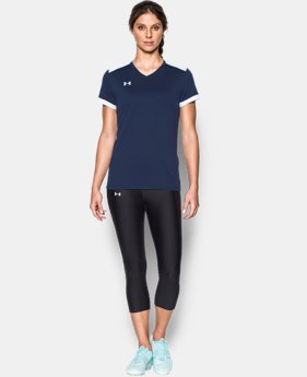 Women's UA Threadborne™ Match Jersey  1 Color $39.99