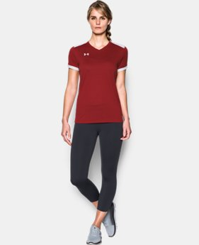 Women's UA Microthread Match Jersey  1 Color $39.99