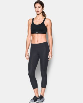 Best Seller Women's Armour® Eclipse High Sports Bra  4 Colors $54.99