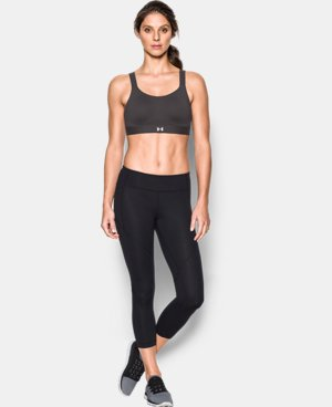 Women's Armour™ Shape High Sports Bra  4 Colors $64.99