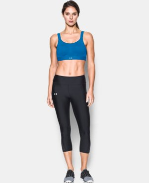New Arrival Women's Armour® Eclipse High Impact Sports Bra LIMITED TIME: FREE U.S. SHIPPING 4 Colors $54.99