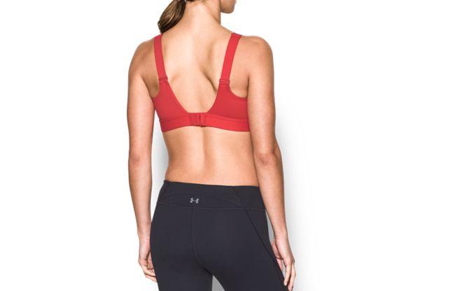 女士Armour Eclipse含胸垫运动内衣—高强度