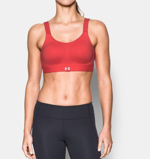 女子Armour Eclipse 運動內衣-高強度 - 1293253-693
