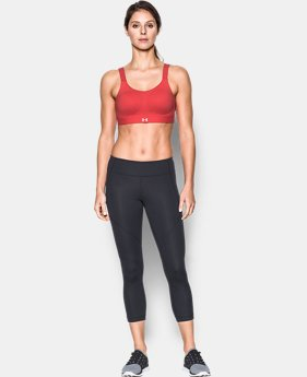 Best Seller Women's Armour® Eclipse High Sports Bra  1 Color $54.99