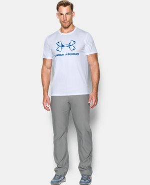 New Arrival Men's UA Tech™ Fish T-Shirt  1 Color $27.99