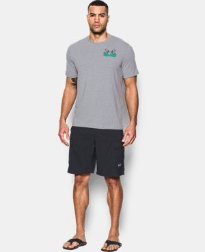 New Arrival Men's UA Bad Fish T-Shirt  1 Color $29.99