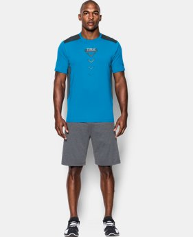 Men's UA + TRX® Raid Short Sleeve LIMITED TIME: FREE U.S. SHIPPING 1 Color $33.99