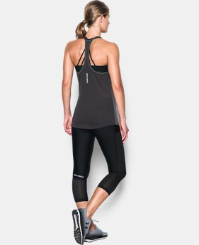 Best Seller Women's UA Fly-By Racerback Tank  1 Color $26.24 to $34.99